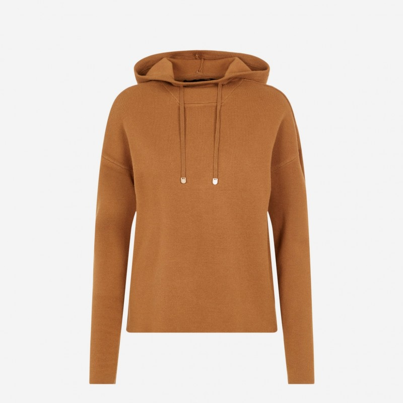 Vero Moda | Lounge Bluse | Brun-31