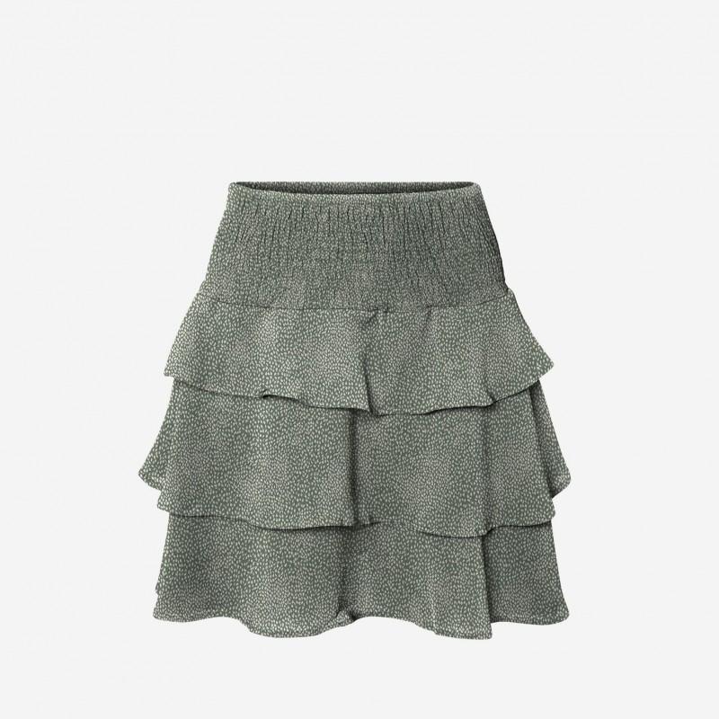 Vero Moda | Cailey Nederdel | Grøn-31
