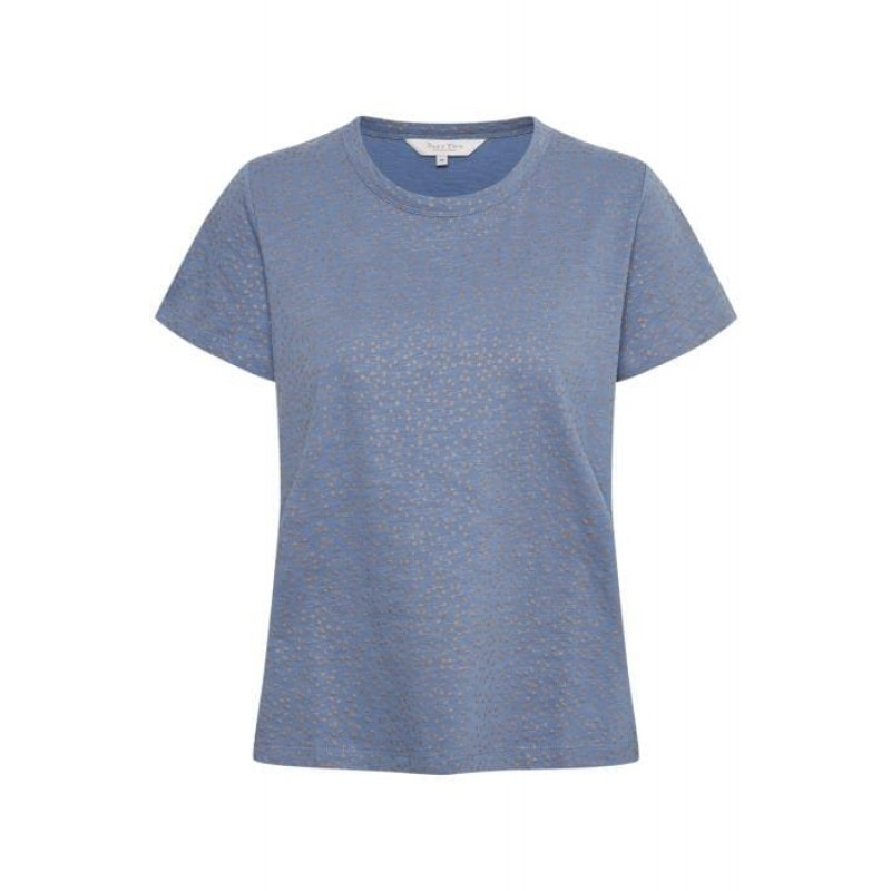Part Two | Rata T-shirt | Lyseblå-31