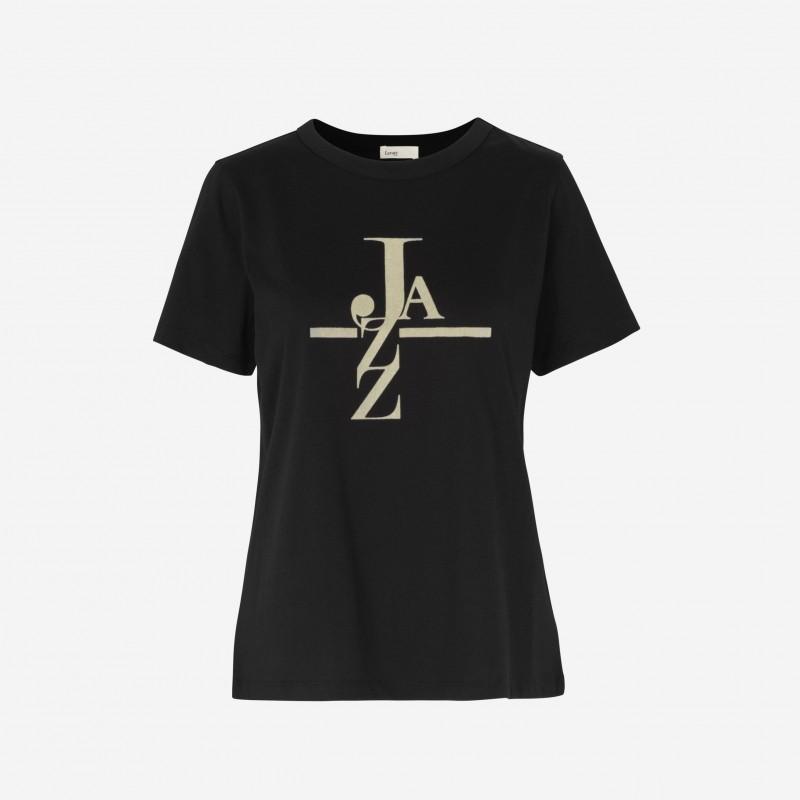 Leveté Room   Gunya T-shirt   Sort-31