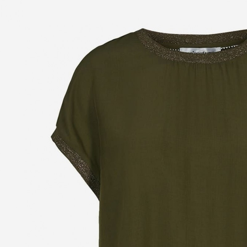 Cocouture | New Norma Top | Army-31