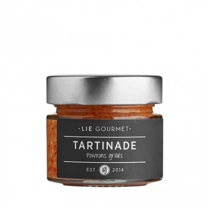 Lie Gourmet | Tapenade | Grilled Red Peppers-31