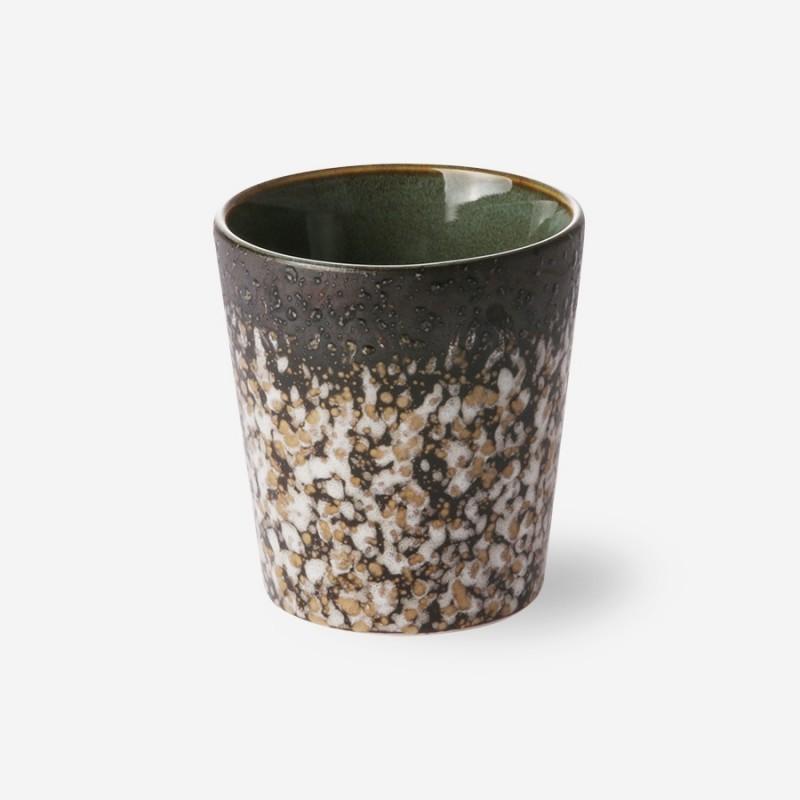 Keramik Mug | Brun-31