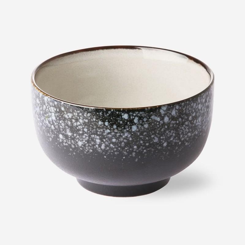 Keramik Skål | Sort-31