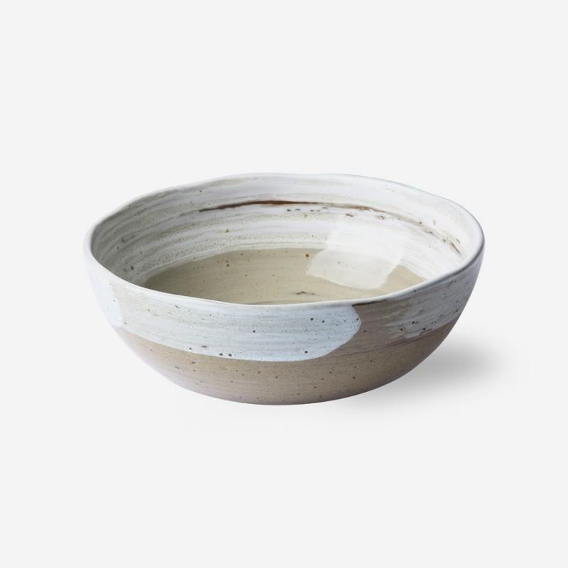 Kyoto Keramik Skål | Grøn-31