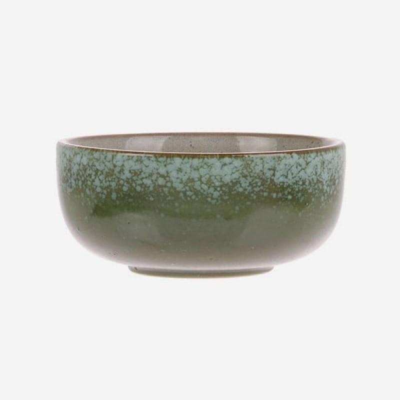 Keramik Skål | Grøn-31