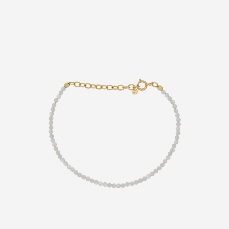 Pernille Corydon | Shell Bracelet | Forgyldt-31