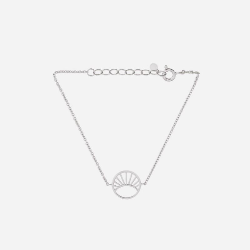 Pernille Corydon | Daylight Armbånd | Sølv-31