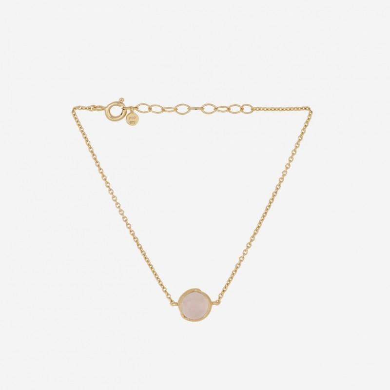 Pernille Corydon | Aura Rose Bracelet | Forgyldt-31