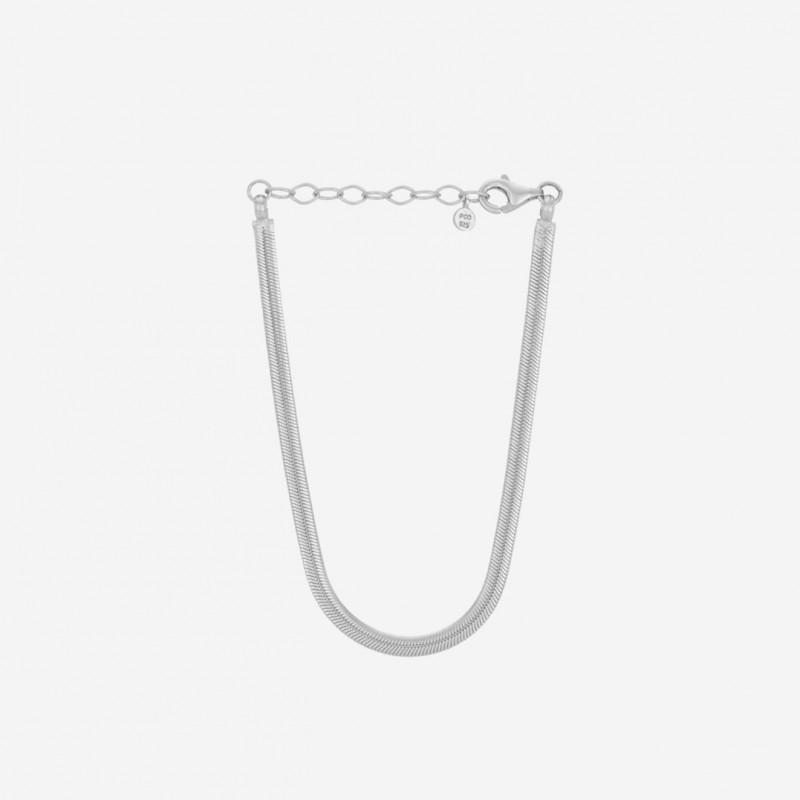 Pernille Corydon | Elinor Armbånd | Sølv-31
