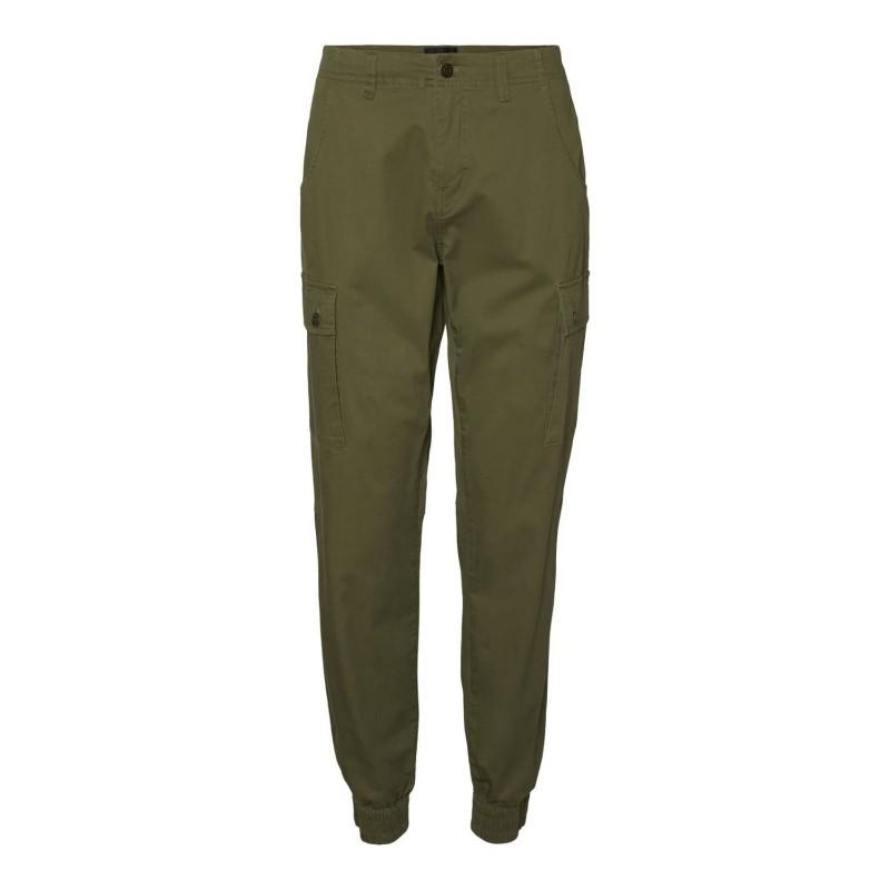 Vero Moda | Line Cargo Bukser | Grøn-31