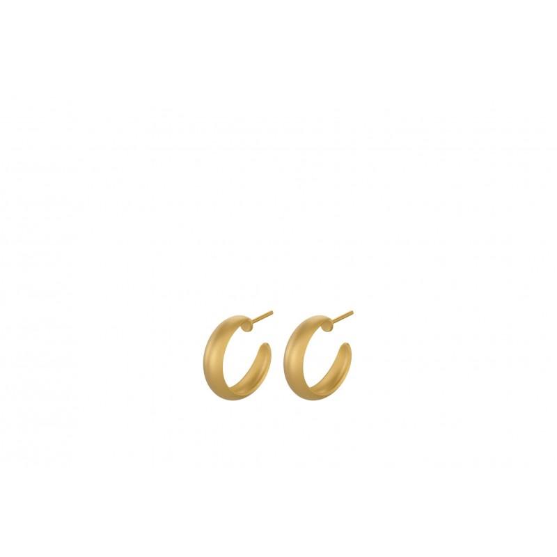 Pernille Corydon | Soho Hoops | Forgyldt-31