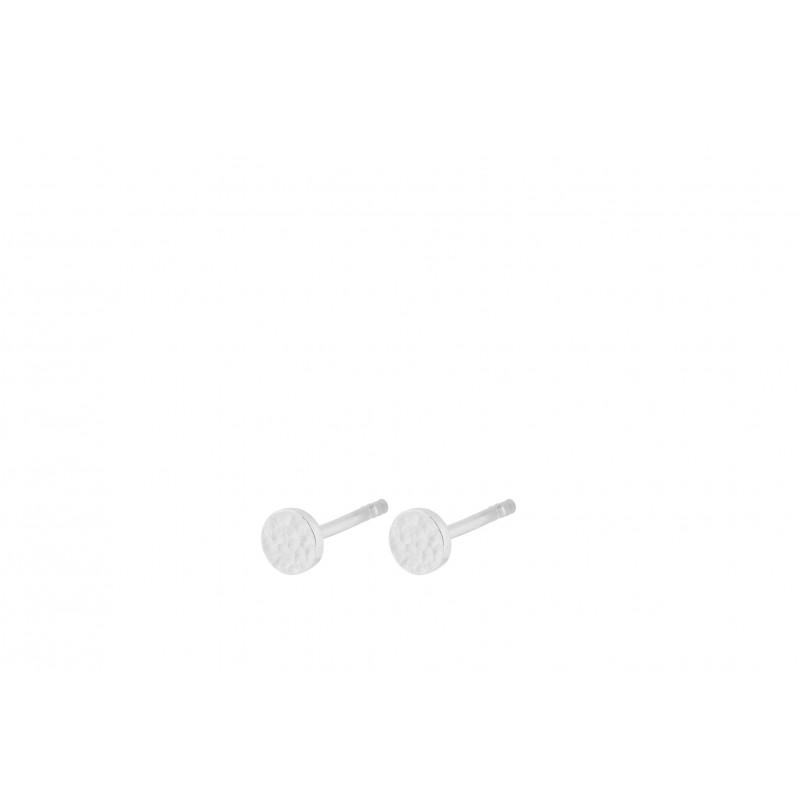 Pernille Corydon | New Moon Small Earsticks | Sølv-33