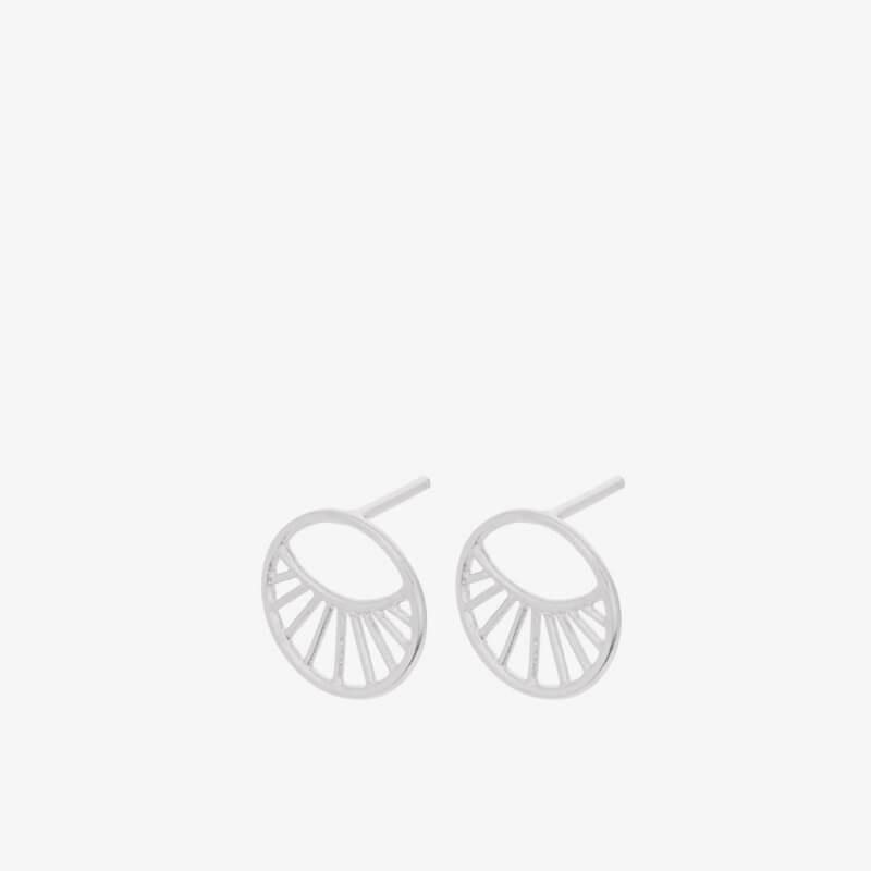 Pernille Corydon | Daylight Ørestikker | Sølv-31
