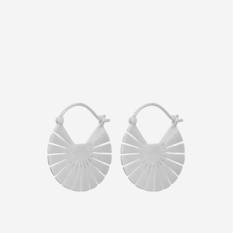 Pernille Corydon | Flare Earrings | Sølv-31