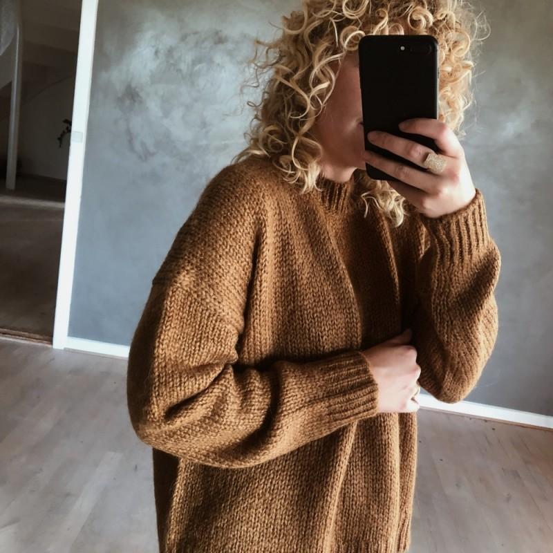 Vero Moda | Darya Strik | Tobacco-31