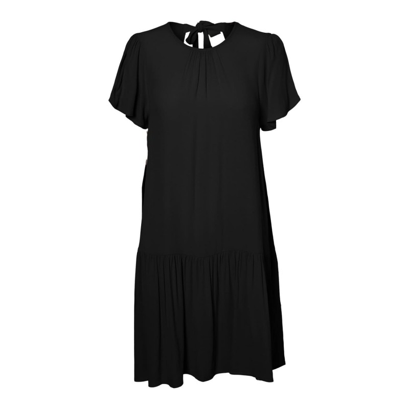 Vero Moda   Kalinka Kjole   Sort-31