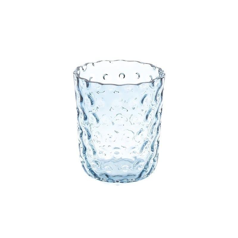 Kodanska | Small Drops Glas | Blå-31