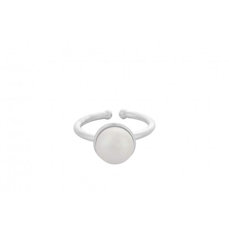 Pernille Corydon | Lagoon Ring | Sølv-31