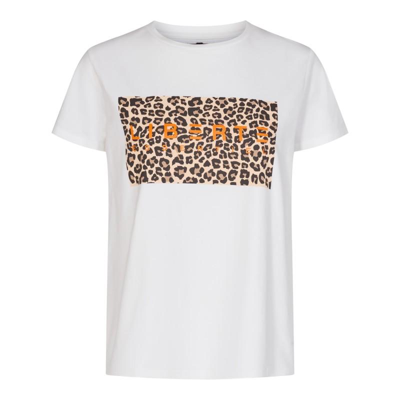 Liberté Essential | Ginger T-shirt | Hvid-31