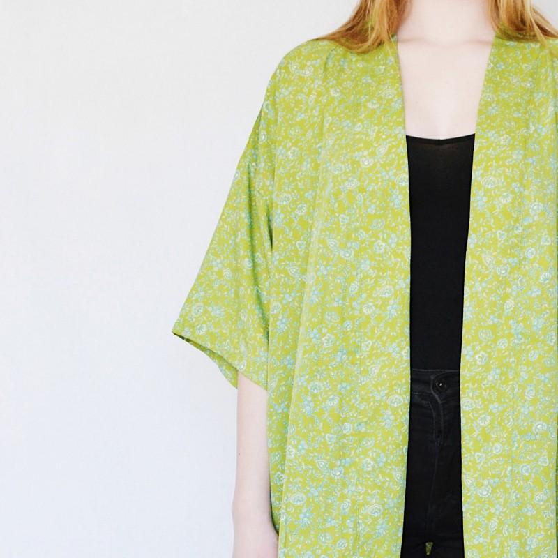 Sissel Edelbo | Lotus Short Kimono no.6-31