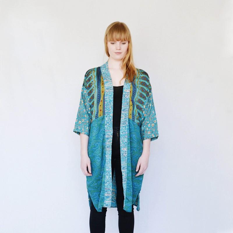 Sissel Edelbo   Magnolia Mix Kimono no.1-31