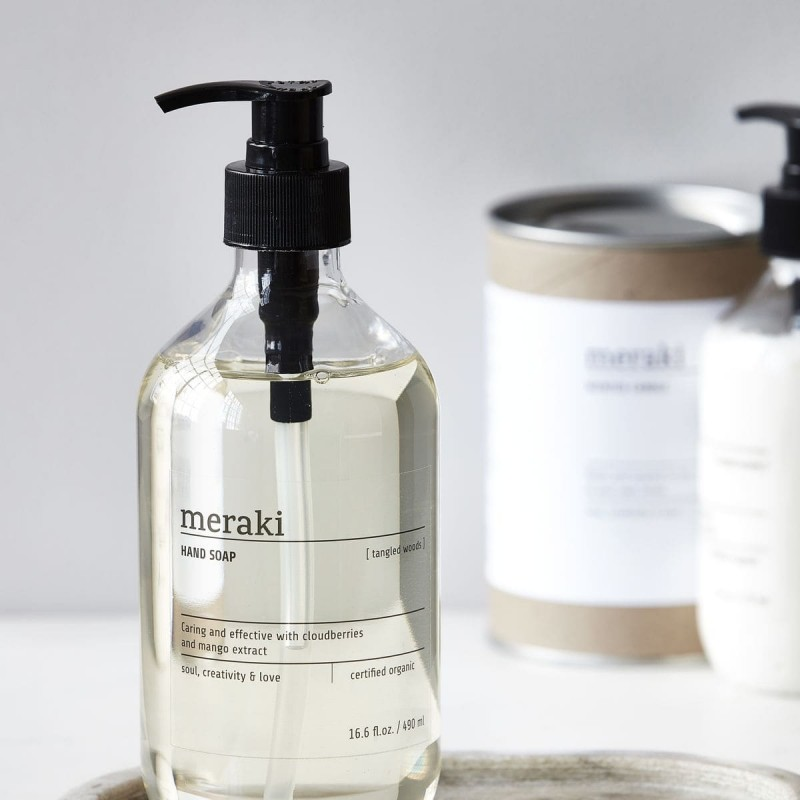 Meraki | Hand Soap | Tangled Woods-32