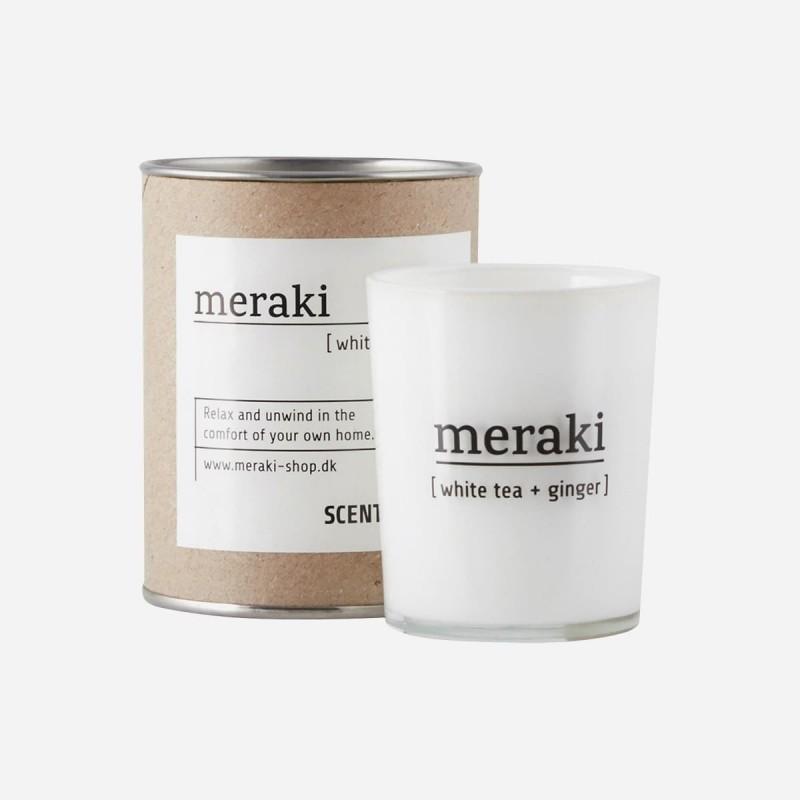 Meraki | Duftlys | White Tea / Ginger-31