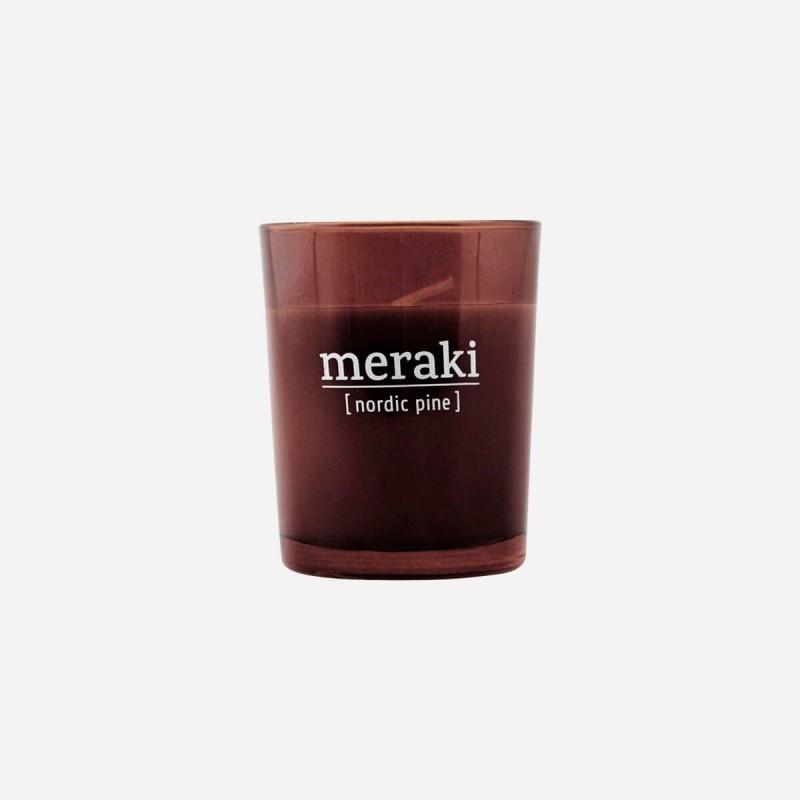 Meraki | Duftlys | Nordic Pine-31