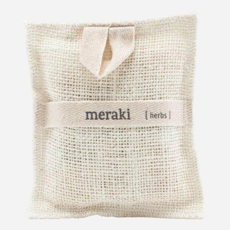 Meraki | Bath Mitt | Herbs-31