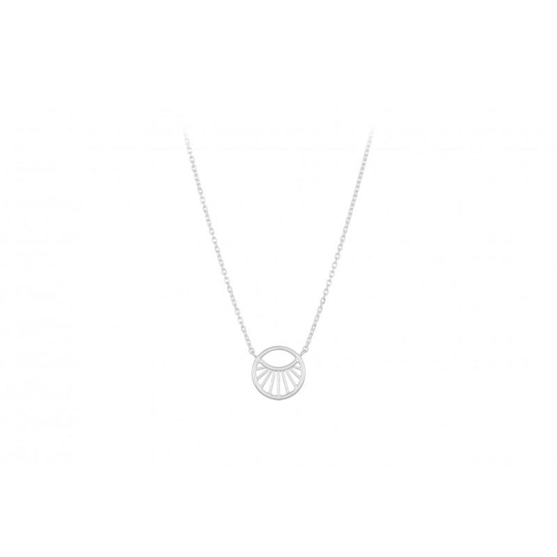 Pernille Corydon | Small Daylight Necklace | Sølv-32