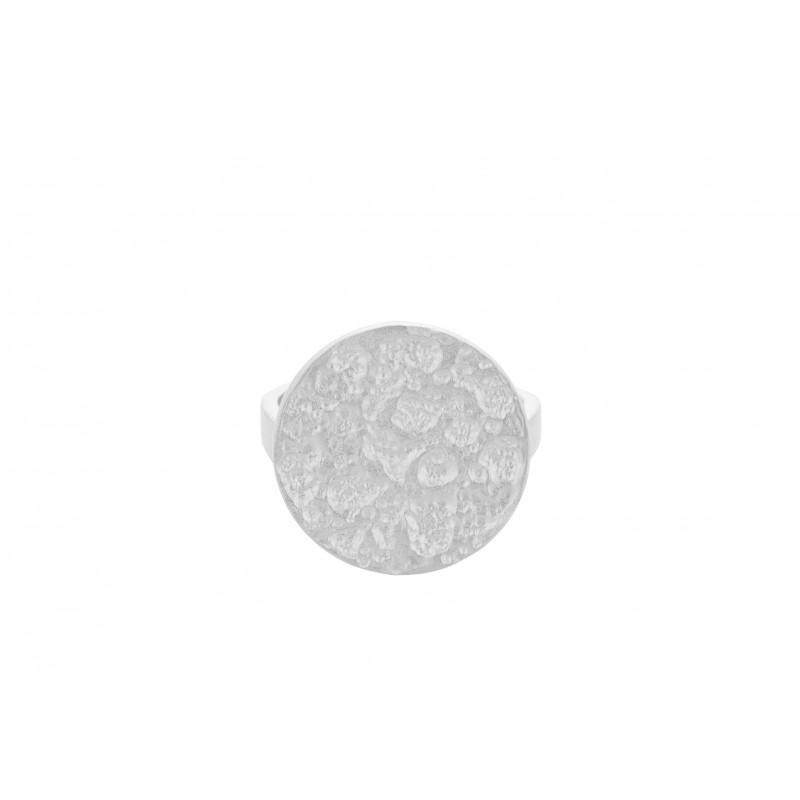 Pernille Corydon | New Moon Ring | Sølv-31