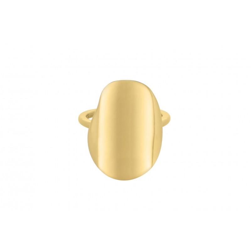 Pernille Corydon   Nova Ring   Forgyldt-31