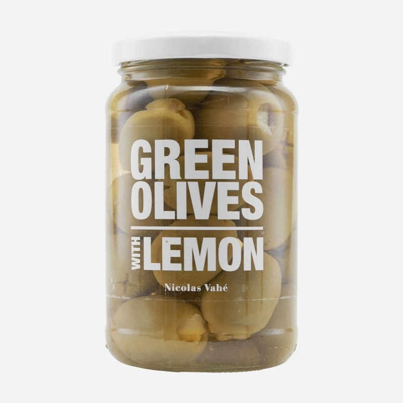 Nicolas Vahé | Green Olives | Lemon-31