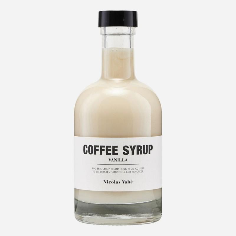 Nicolas Vahé | Kaffesirup | Vanilje-31