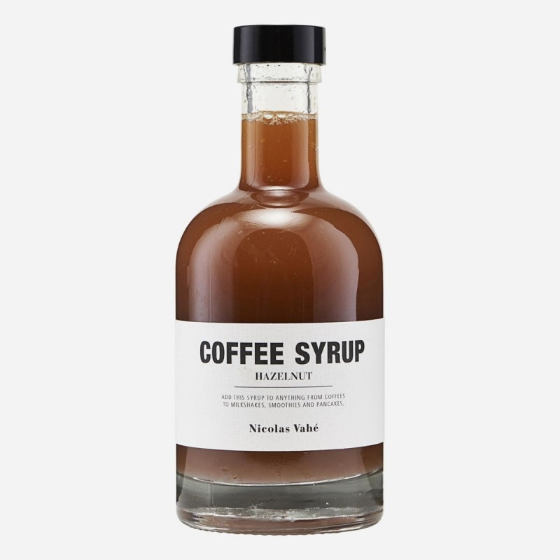 Nicolas Vahé | Kaffe Sirup | Hasselnød-31