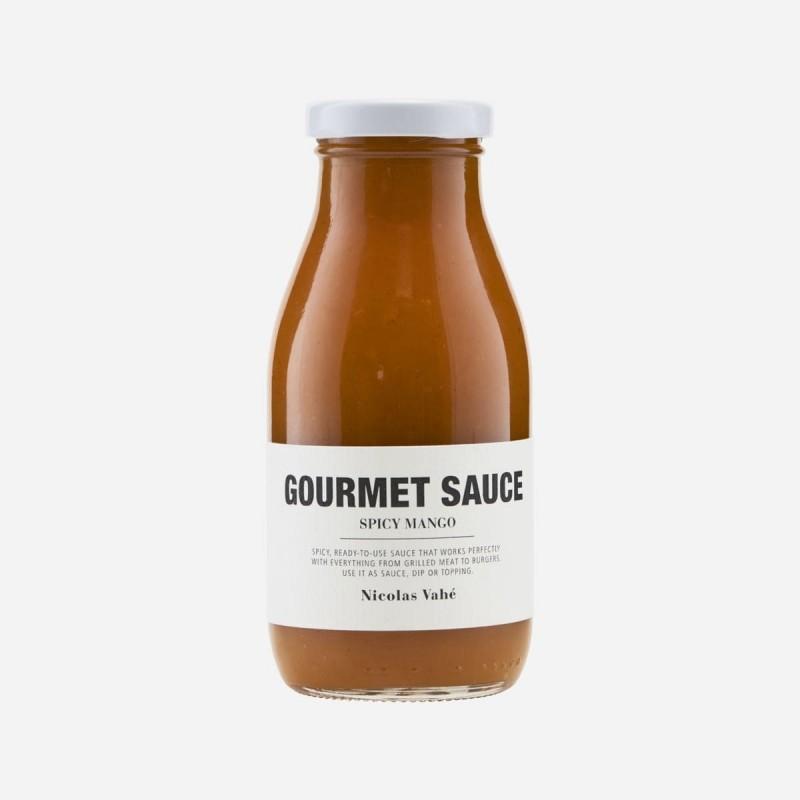Nicolas Vahé | Gourmet Sauce | Spicy Mango-31