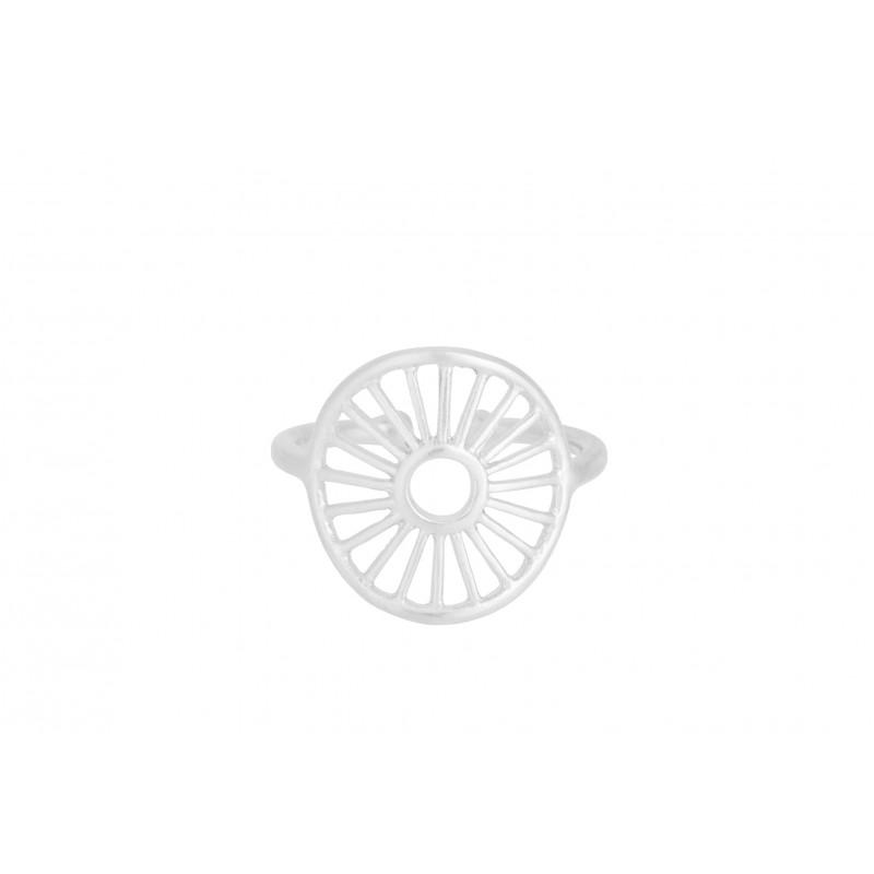 Pernille Corydon | Sunlight Ring | Sølv-31