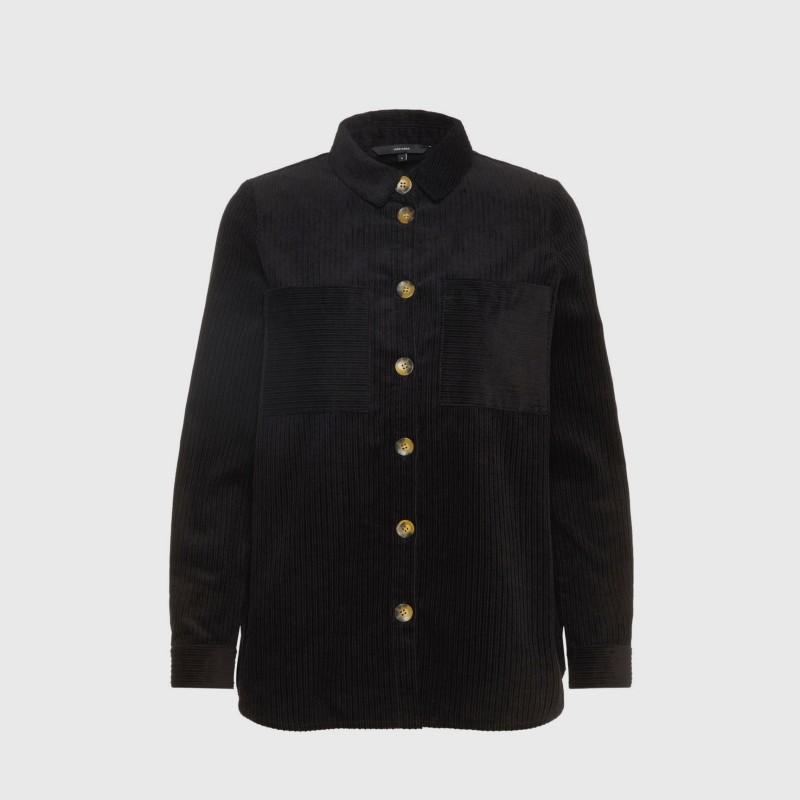 Vero Moda | Cairo Skjorte Jakke | Sort-31