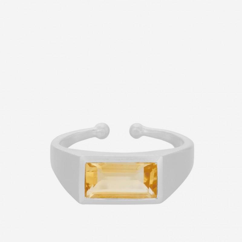 Pernille Corydon | Treasure Ring | Sølv-31