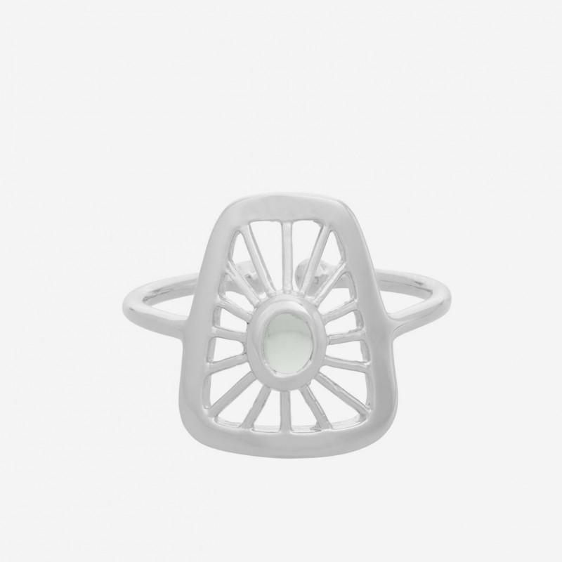 Pernille Corydon   Thilde Ring Small   Sølv-31