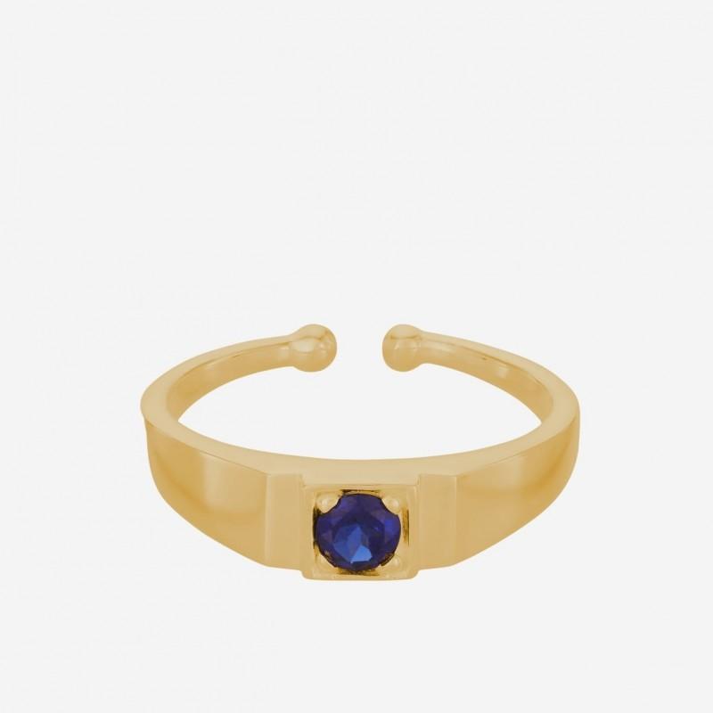 Pernille Corydon | Legacy Ring | Forgyldt-31