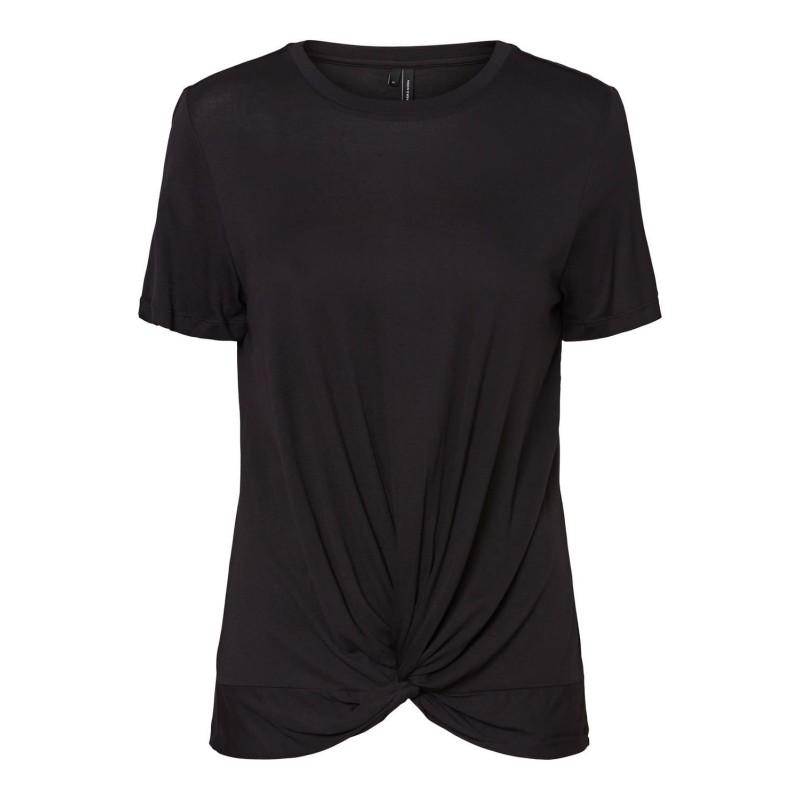 Vero Moda | Rebekka T-shirt | Sort-31