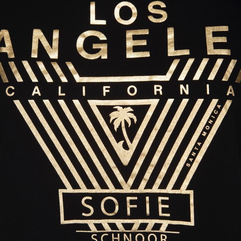 Sofie Schnoor | Nikoline T-shirt | Blå-31