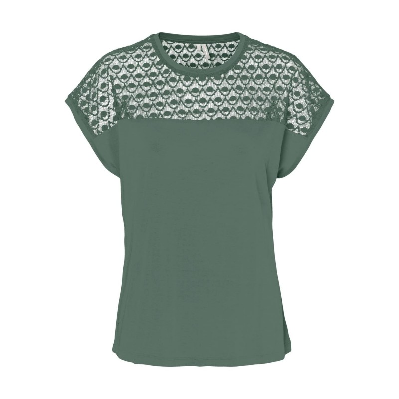 Vero Moda | Sofia T-shirt | Grøn-31
