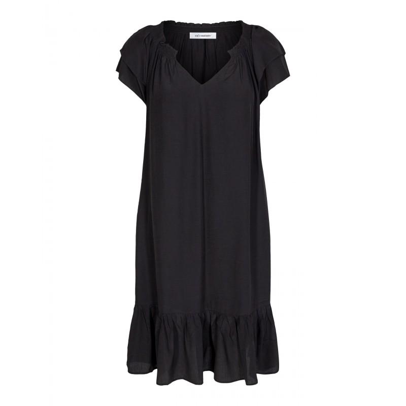 Cocouture   Sunrise kjole   Sort-31