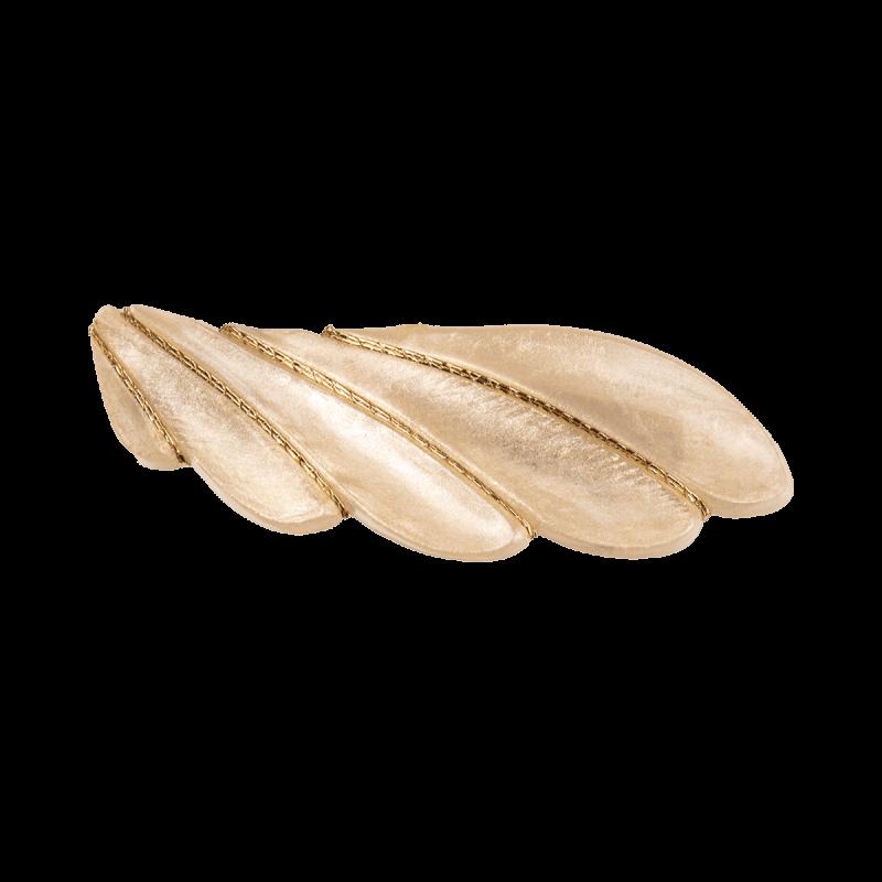 Bon Dep | Swan Hårklemme | Off White-31