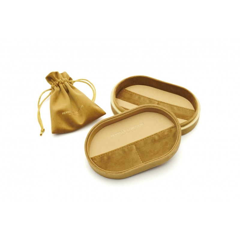 Pernille Corydon | Treasure Box Velvet | Golden-31