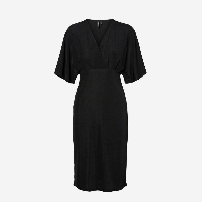 Vero Moda | Doreen Kjole | Sort-31