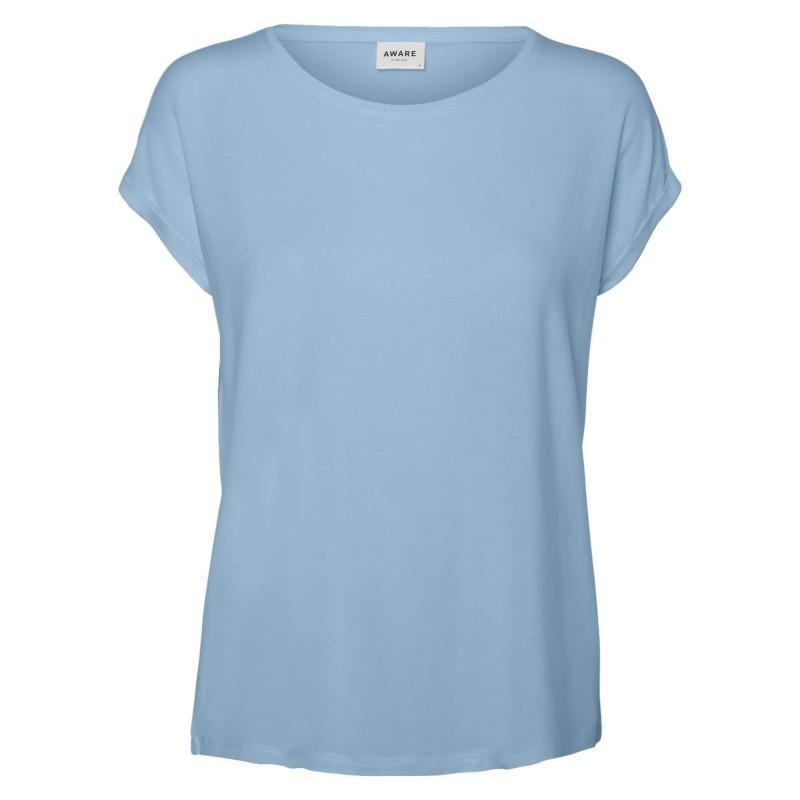 Vero Moda / Aware | Ava T-shirt | Blå-33